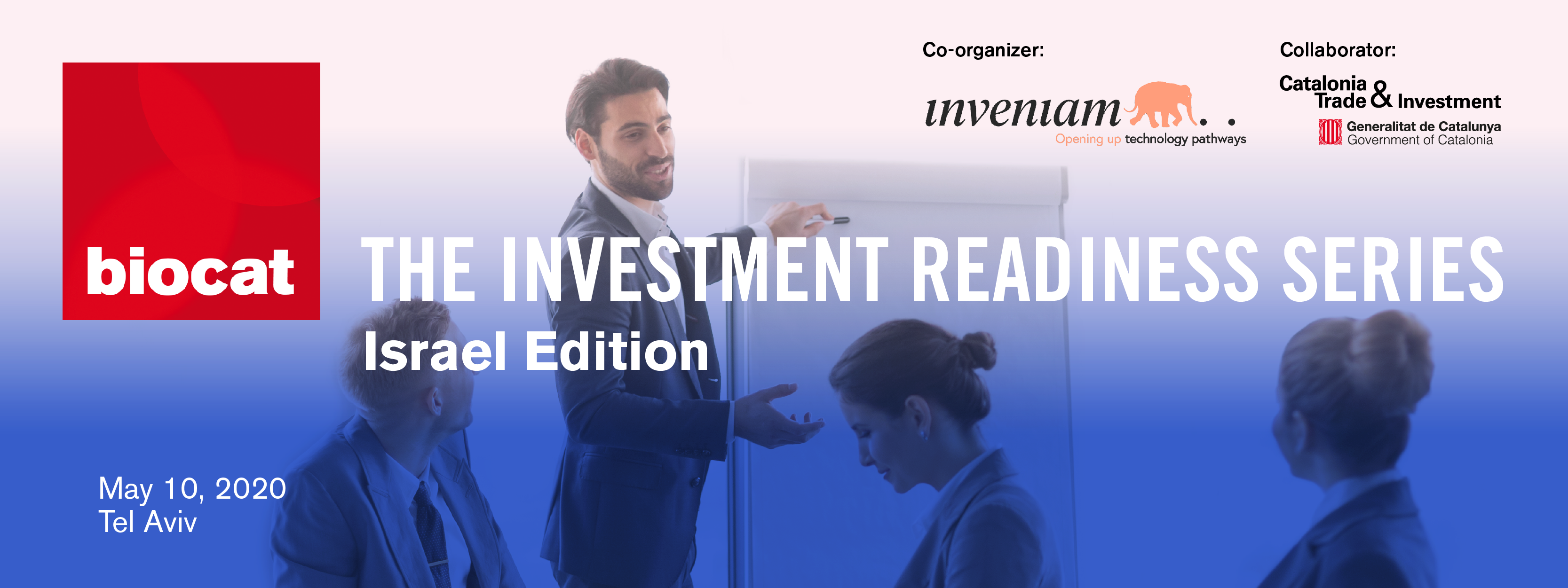 The Investment Readiness Series - Israel Edition