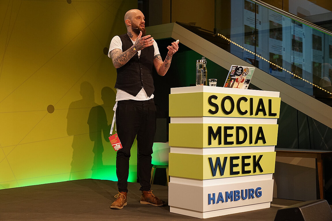 Teilnehmermanagement bei der Social Media Week Hamburg