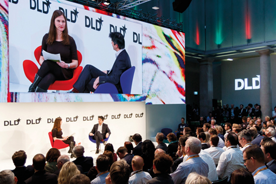 Success story DLD Conference
