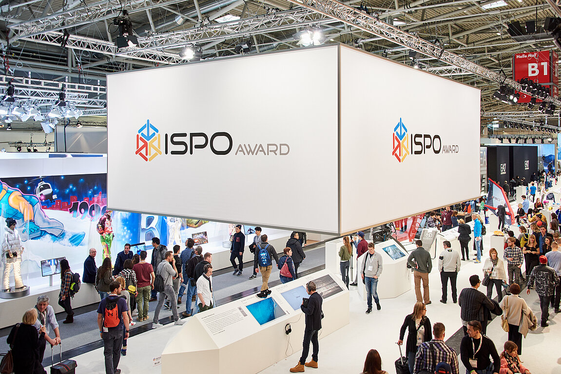 Success story ISPO Munich